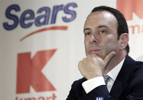 Win or lose, Sears' chairman may still come out on top