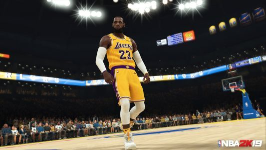 'NBA 2K19' official trailer offers first look at LeBron James playing for Lakers