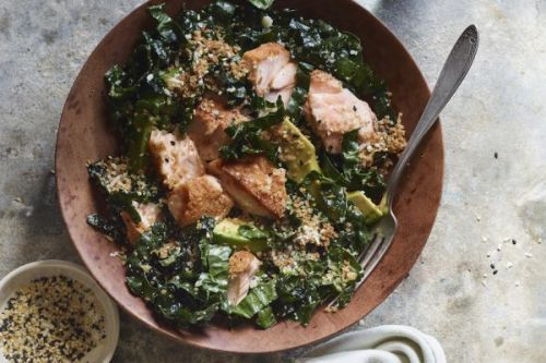 The New Go-To Kale Salad