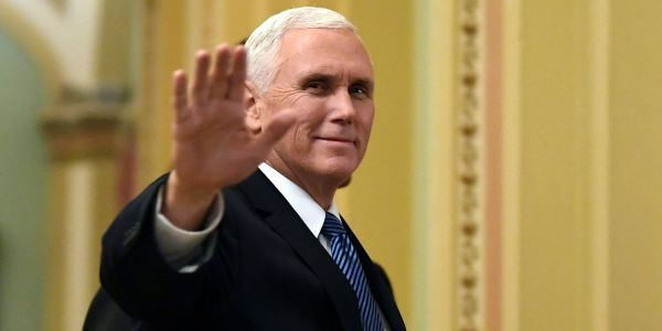 Pence is taking a delayed Middle East tour later this month following Trump's landmark Jerusalem announcement
