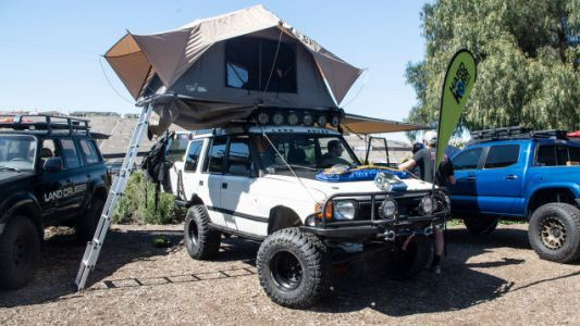 Here's What Stood Out at a Gathering of Extreme Overland Camping Vehicles