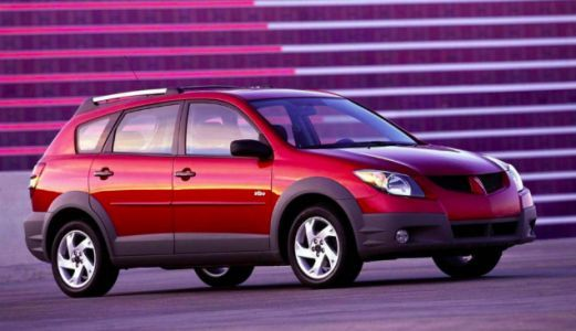 We're All Underestimating The Pontiac Vibe