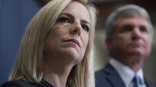 DHS Head Says She's Still, Somehow, Unaware Of Intel On Russia Interference To Boost Trump