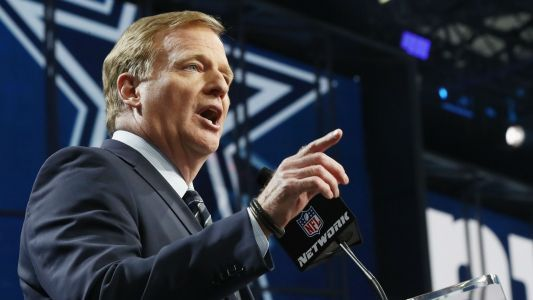 Roger Goodell wants you to shut the hell up about moving the NFL Draft date