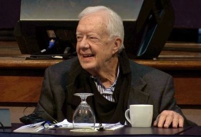 Spokeswoman: Jimmy Carter out of hospital after dehydration treatment