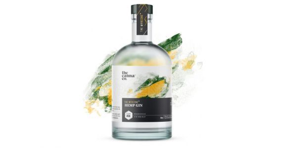 The 'World's First' Cannabis-Infused Gin Has Arrived