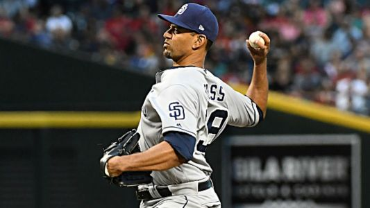 MLB wrap: Padres' Tyson Ross' no-hit bid steals spotlight from Clayton Kershaw-Max Scherzer matchup