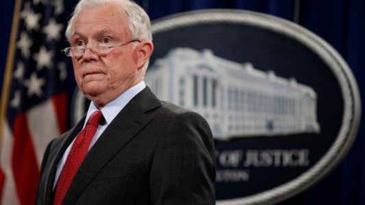 Jeff Sessions Questioned In Robert Mueller's Russia Probe