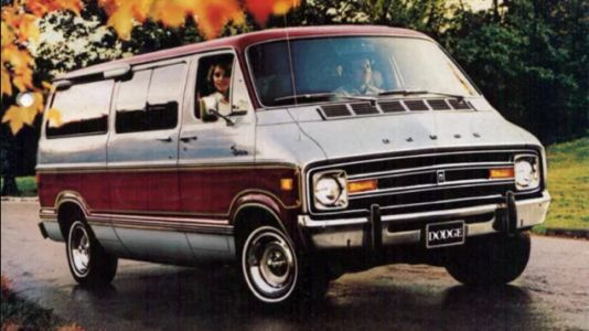 Comment Of The Day: Track Van Edition