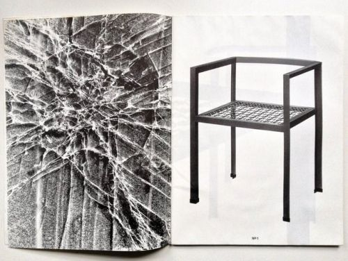 Two Amazing Chairs by Rei Kawakubo Have Just Gone up for Sale