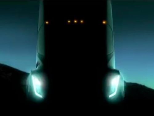 Tesla is set to reveal its first electric big-rig truck in October - here's everything we know