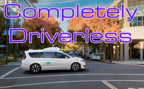 Here's What You Need To Do To Operate a Driverless Car in California