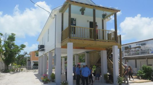 Tiny House In The Florida Keys Brings Hope To A Workforce Still Displaced