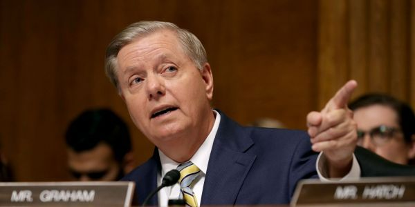 Lindsey Graham is now poised to take over as chairman of the powerful Senate Judiciary Committee