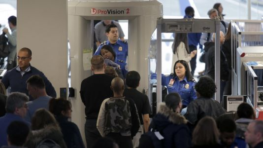 Wait Times Normal At Most Airports, TSA Says, As More Agents Call Out Sick