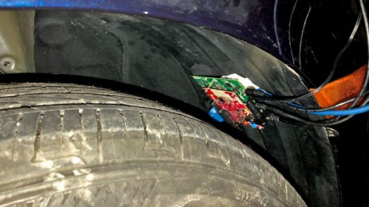 Researchers Find That Radar Can Be Used to Detect a Nail in a Tire Long Before It Goes Flat