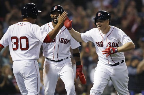 Red Sox release roster for ALCS series against Houston