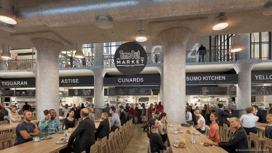 Food market coming to historic Fenway building announces lineup of acclaimed chefs