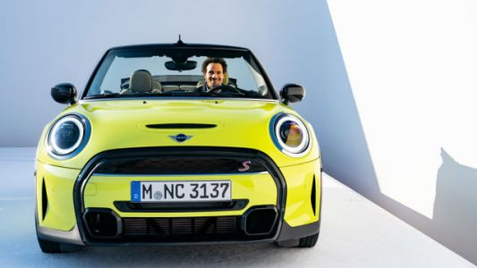 Mini Refreshes 2022 Cooper With A Goatee