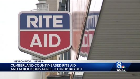 Rite Aid, Albertsons call off merger deal