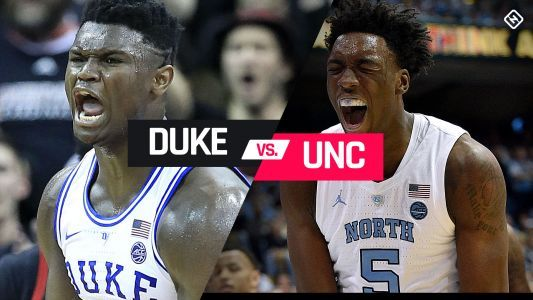 UNC vs. Duke: Tipoff time, TV channel, live stream for 2019 rivalry game