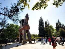 With the Year of Troy, Turkey tourism goes up 50 percent