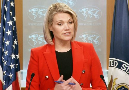 Trump nominee for U.S. ambassador to U.N., Heather Nauert, withdraws