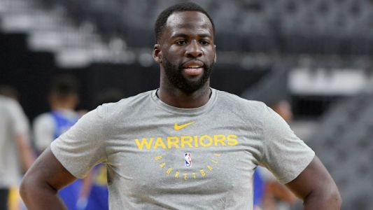 Warriors' Draymond Green explains why he lost 23 pounds in 6 weeks