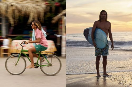"MR PORTER's ""Gone Surfin'"" In 194-Piece Multi-Brand Collaboration"