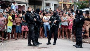 11 dead, one wounded at a Brazil bar after gunmen attacked