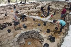 3,000-year-old Philistine town of Ziklag discovered in Southern Israel