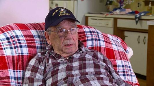 92-year-old veteran one of 5 brothers to serve in WWII