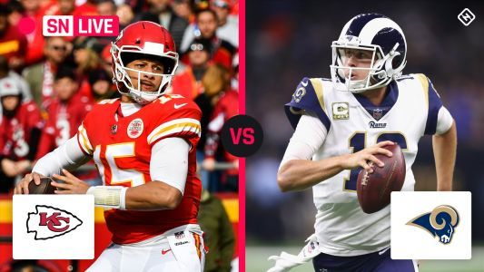 Chiefs vs. Rams: Score, live updates from Monday night game in Los Angeles
