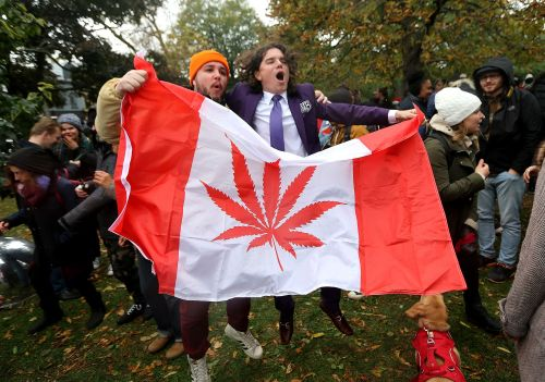Canada facing legal marijuana shortages less than week after being legalized