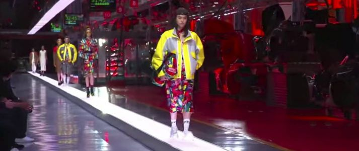 See Ferrari's Ready-to-Wear Spring 2022 Collection
