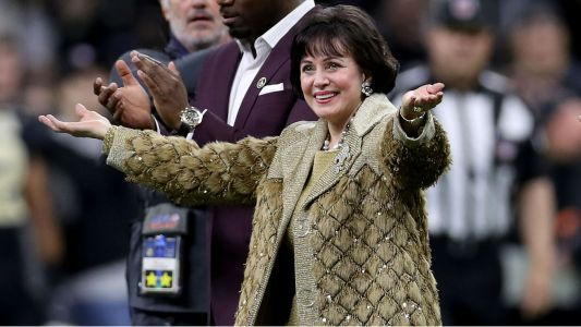 NFL playoffs 2019: Saints owner Gayle Benson says she'll 'aggressively pursue changes in NFL policies'