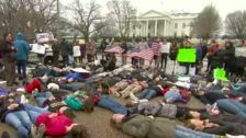 High School Students Lead Protest Against Gun Violence In Front Of White House