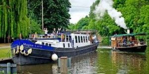 European Waterways Offers 20% Off Spring Special on Canal Cruises