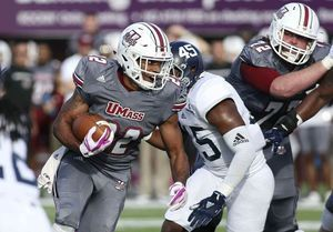 No. 21 Mississippi State going for 4th straight win vs UMass