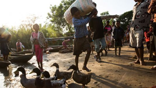 Your Turn: How Are Poor Countries Portrayed By Aid Groups And The Media?