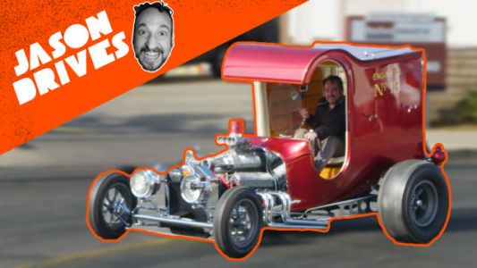 What It's Like Driving a Hot Rod So Absurd It Was Never Actually Meant to Be Driven