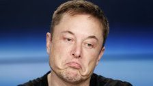 Tesla Stock Drops As Elon Musk Unloads On 'Excruciating' Year