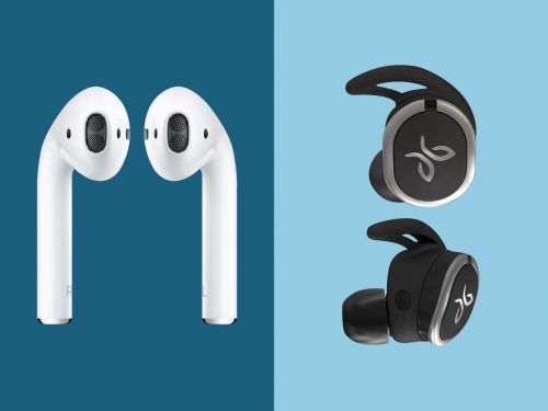 We pitted the Apple Airpods against the Jaybird RUN wireless headphones - and there's a clear winner