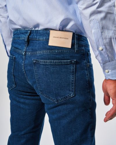 Discover the new made-to-measure denim service from Crane Brothers