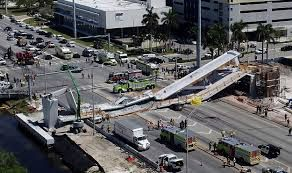 Catastrophic Miami Bridge collapse kills 4, 9 rescued from rubble