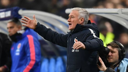 France were taught a lesson in aggression by Colombia comeback, says Deschamps