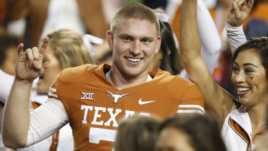 Texas QB Shane Buechele to transfer after May graduation, report says