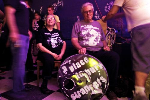 This 70-year-old LI couple is punk rock royalty