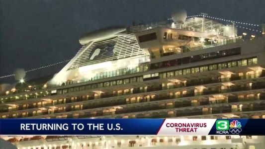 Granite Bay couple evacuated from coronavirus-quarantined ship