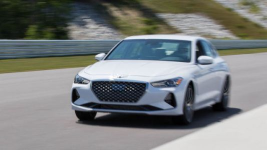 The Genesis G70 Could Get a Performance Model Soon